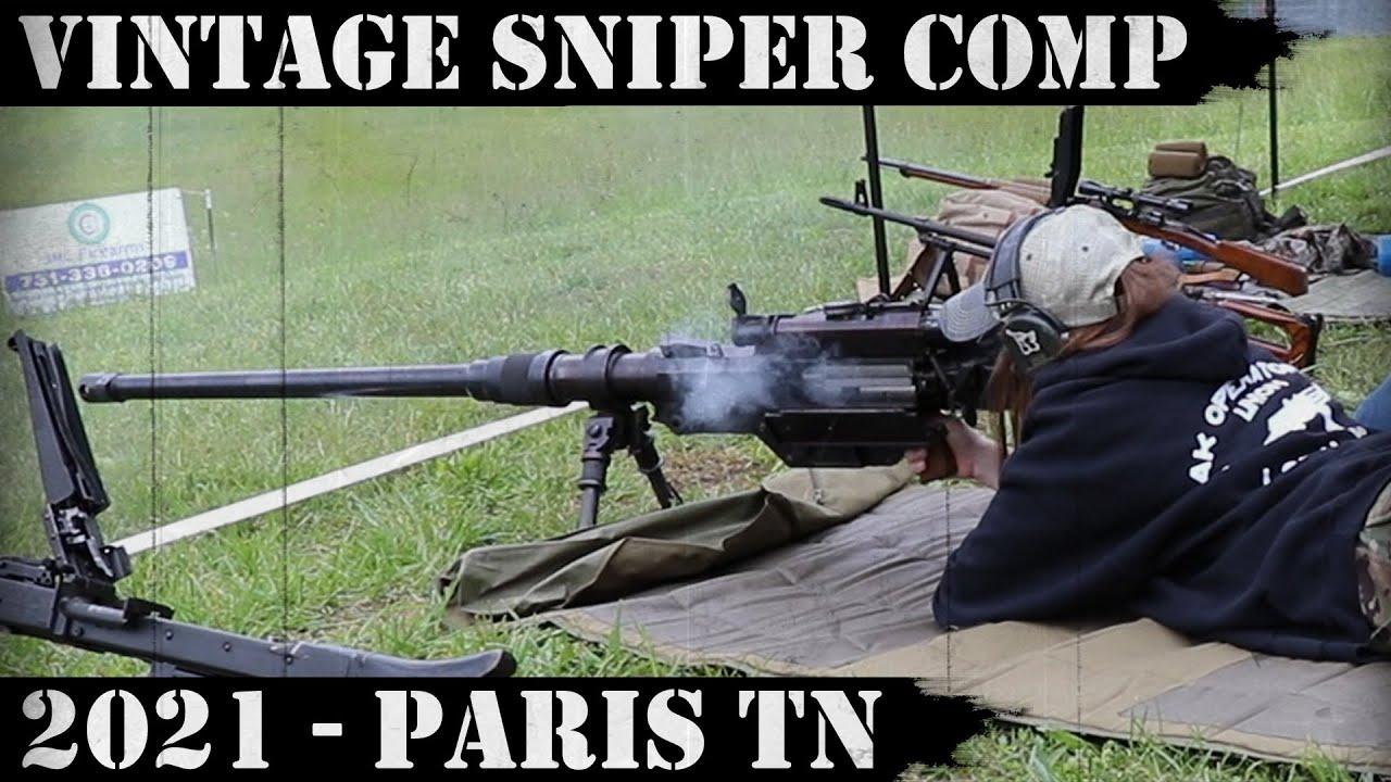 Vintage Sniper World Championship 2021 - PARIS TN