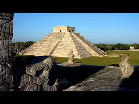 Ancient Aztec and Mayan  - The Feathered Serpent