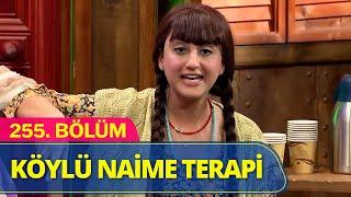 Köylü Naime Terapi - Güldür Güldür Show 255.Bölüm