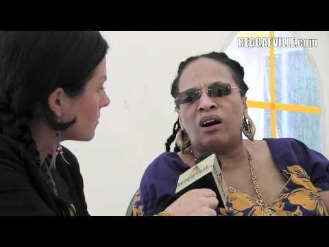 Interview: Sister Nancy @ Reggae Jam 8/6/2011
