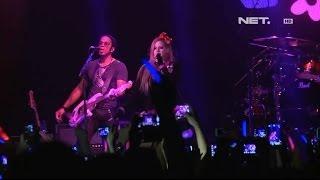 Gambar cover Kemeriahan Konser Avril Lavigne di Jakarta