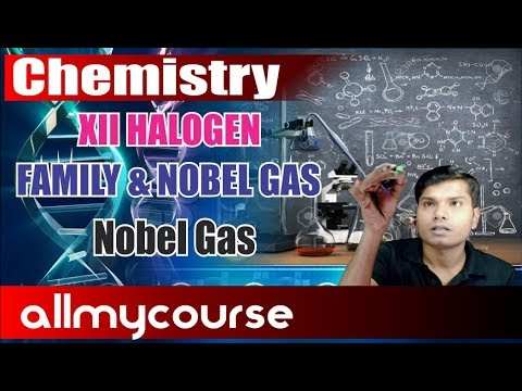 17 Noble Gas
