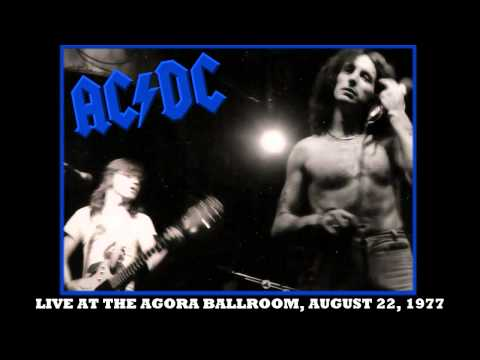 AC/DC Live Wire LIVE: At The Agora Ballroom August 22, 1977 HD music