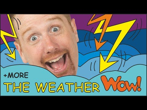 What´s the Weather Like + MORE English Magic Stories for Kids | Steve and Maggie from Wow English TV