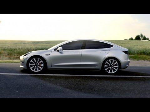 [HOT NEWS] 2018 Tesla Model 3 News