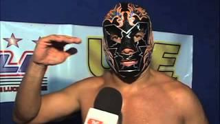 Dr. Wagner Jr  pide duelo de máscaras vs Canek y afirma que L.A.  Park tiene miedo