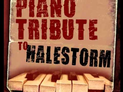 Familiar Taste of Poison - Halestorm Piano Tribute