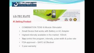 How To Select Best TENS, EMS and Ultrasound Unit