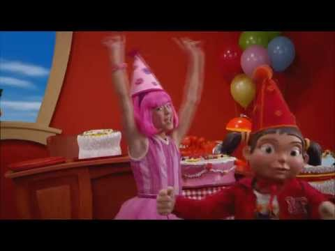 Lazy Town - Boogie Woogie Boo (Instrumental)