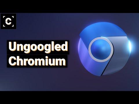Google will hate this: Ungoogled Chromium