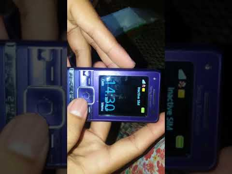 Sony ericsson k770i . videoreview