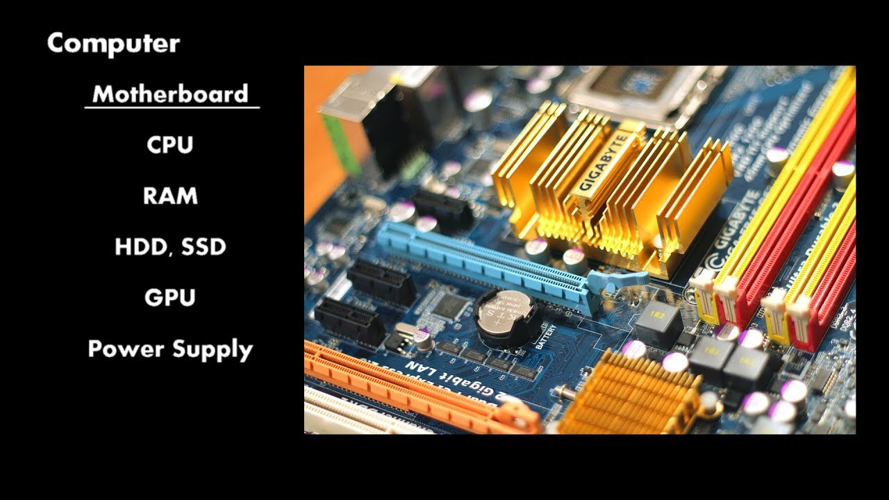 GPU specifications explained - vRAM, unified shaders, bus type, etc  -  Techvideos - part 5, 1/2