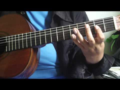 Kesepian - Vierra - Solo guitar