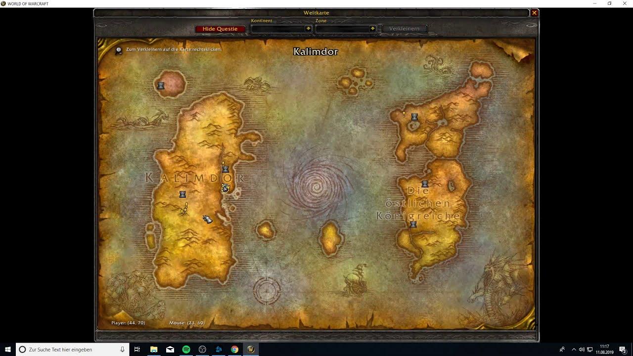 Questie Classic Installieren | Install Addons | GM Wolf | World of Warcraft  Classic | HD