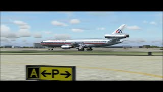 FS2004 - Catastrophe at O Hare (American Airlines Flight 191)  - Terrance Marshall 4