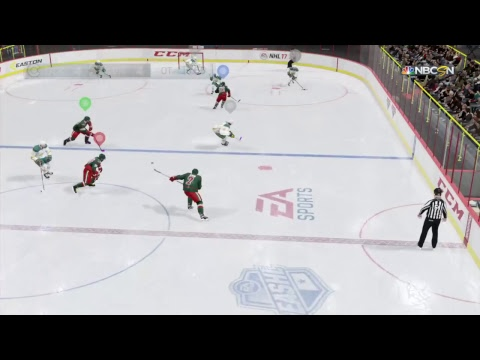 NHL 17 - FB EASHL Minnesota Wild