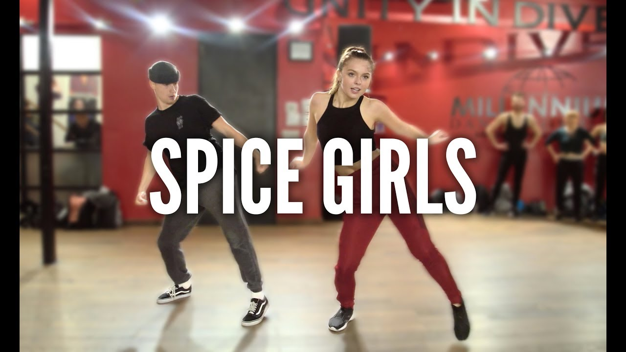 SPICE GIRLS - Say You'll Be There | Kyle Hanagami Choreography
