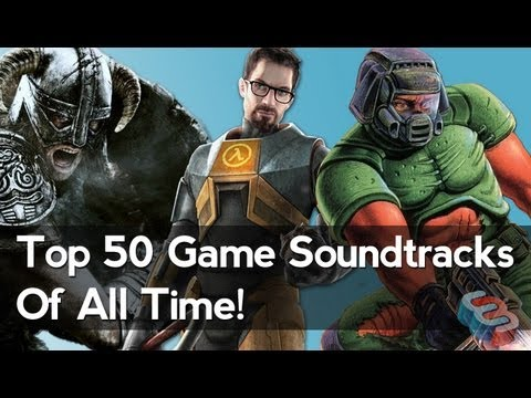 Electrical Experts | Top 50 Game Soundtracks Of All Time Montage