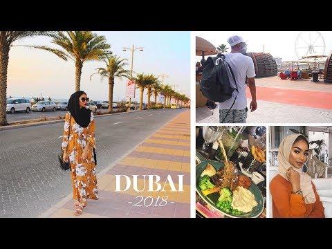 DUBAI VLOG PART 1| OUR FIRST TIME IN DUBAI | SABINA HANNAN