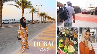DUBAI VLOG PART 1| OUR FIRST TIME IN DUBAI | SABINA HANNAN