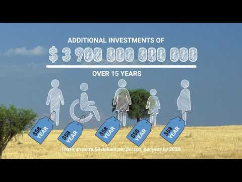 WHO: The SDG Health Price Tag: What will a healthier world cost?