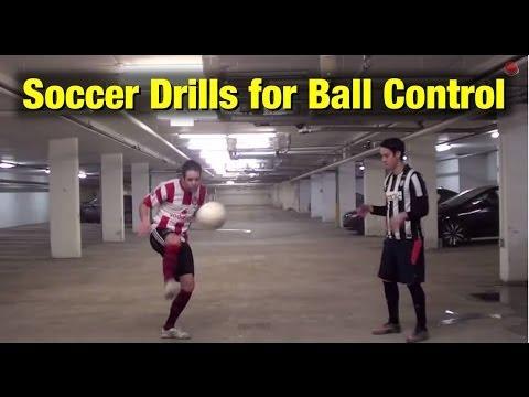learn soccer skills