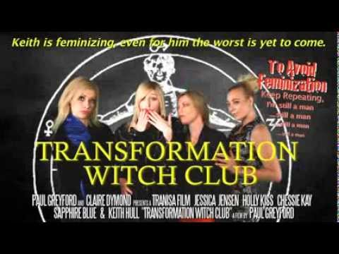 Transgender Story Male to Female 'Transformation Witch Club' TrailerKaynak: YouTube · Süre: 1 dakika12 saniye