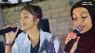 Kürtçe şarkı söyleyen kürt kızı