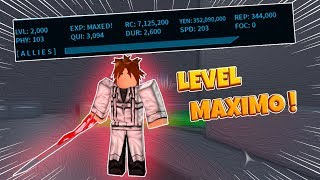 SSSOWL e LEVEL MAXIMO ! Ro Ghoul (Roblox)