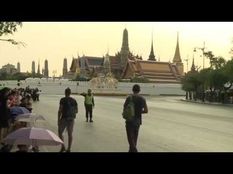 Military parade to mark Thai king's 88th birthday