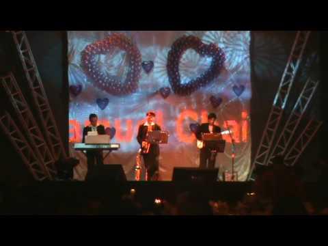 Wedding Live Band ROSE STONE Saxophone Solo 016-75...