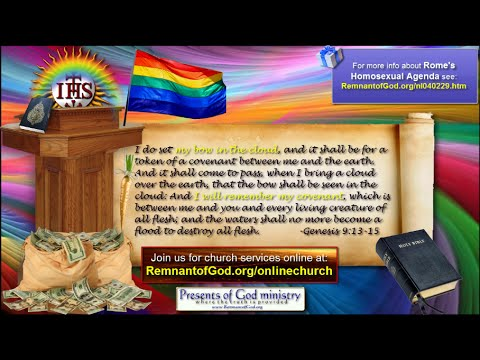 Thank Pastors for Homosexual Marriage