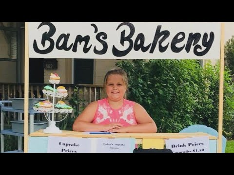 Idaho 9-Year-Old Sets Up Cupcake Stand to Raise Money for the Homeless