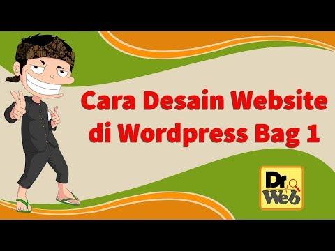 Cara Edit Website Di WordPress.