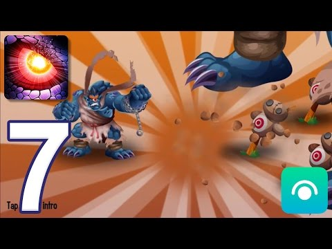 Monster Legends - Gameplay Walkthrough Part 7 - Level 15-16 (iOS, Android)