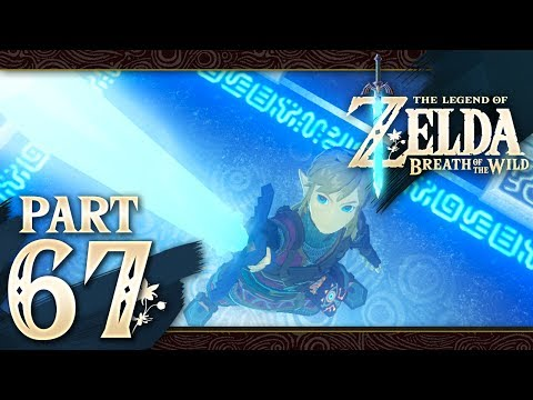 The Legend of Zelda: Breath of the Wild - Part 67 - Trial of the Sword - Final Trials