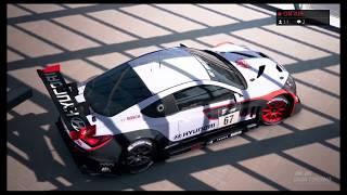 Gran Turismo Sport - Open lobby