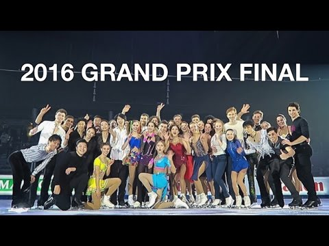2016 GRAND PRIX FINAL - ShibSibs (Vlog #39)