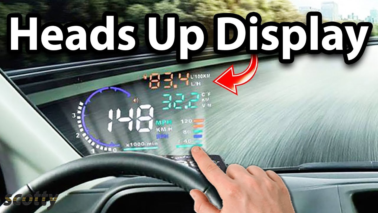 How To Install Heads Up Display In Your Car Youtube 2002 Ford Taurus Wiring Harness Kits