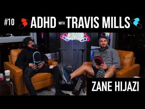 Zane Hijazi Shares His Deepest Fear   ADHD w/ Travis Mills #10