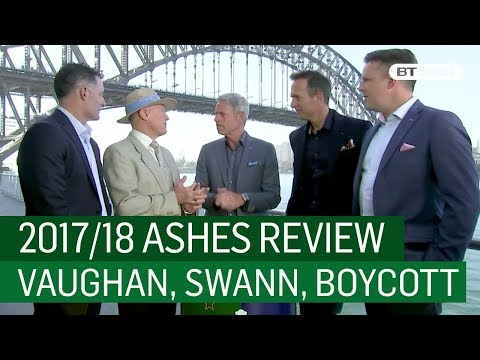 2017/18 Ashes Series Review: Where did it all go wrong for Joe Root and England?