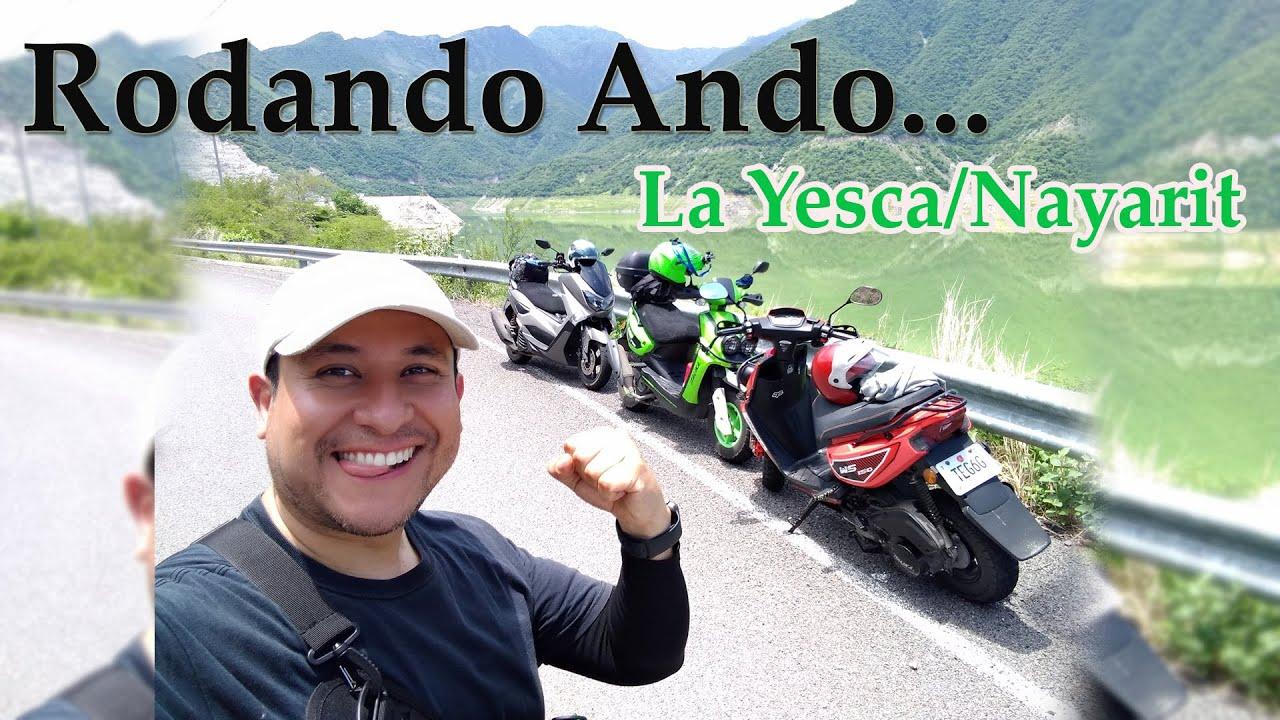 😱Rodando ando... Hidroeléctrica La Yesca/Nayarit😎