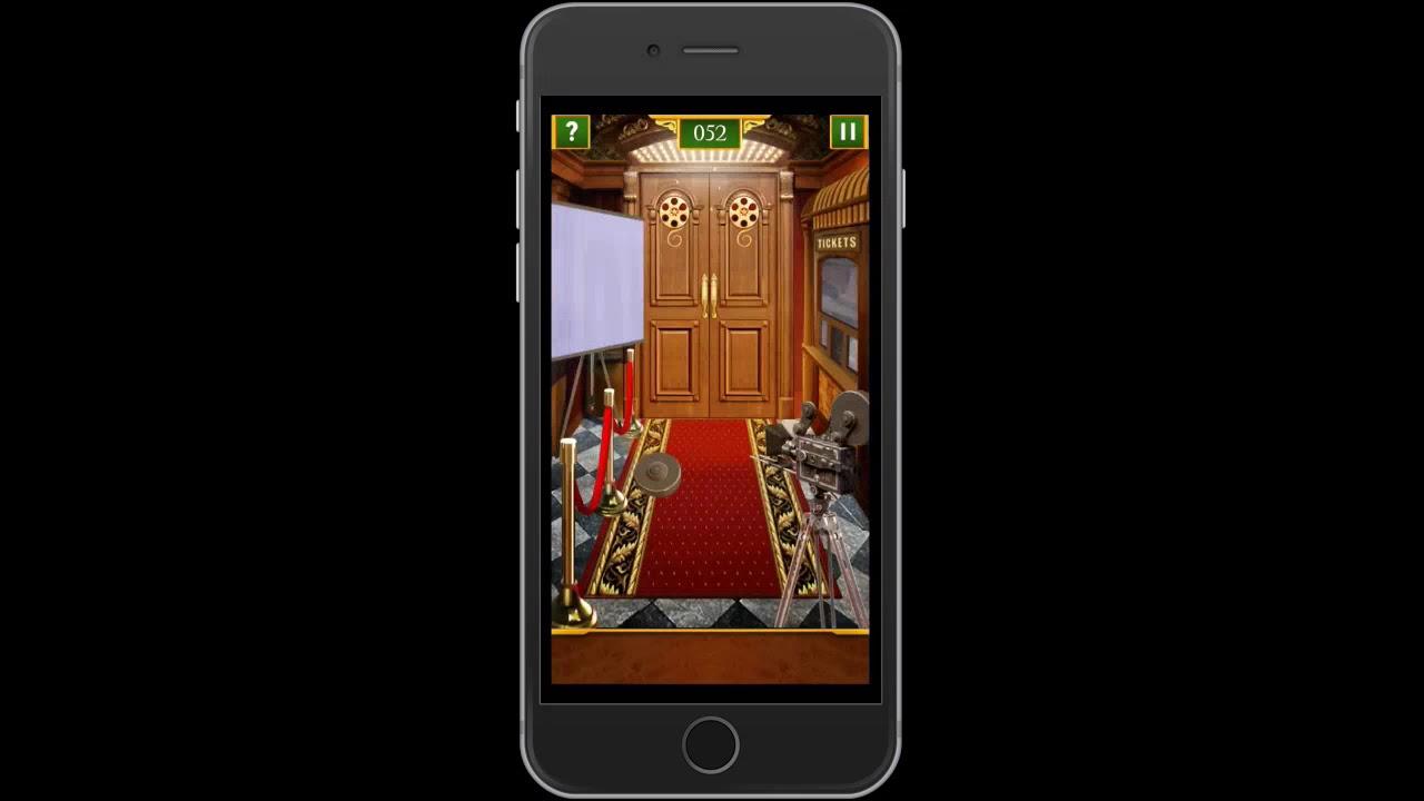 100 Doors Dare To Unlock Level 52 Walkthrough Youtube