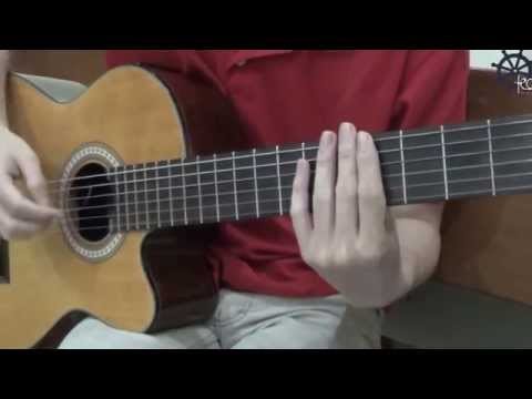 Akustik Gitar - Belajar Lagu (Harmoni - Padi)