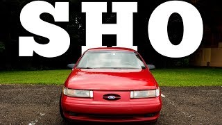 1994 Ford Taurus SHO: Regular Car Reviews