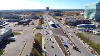 Vaughan Metropolitan Centre – Downtown Under Construction
