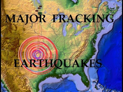 "2/1/2015 -- Fracking ""DOOM"" -- FIVE different 4.0M - 4.3M Earthquakes in 7 days time"