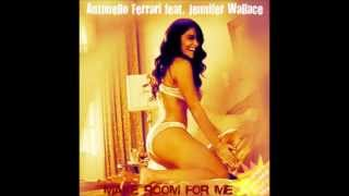 Antonello Ferrari feat. Jennifer Wallace - Make Room For Me (Joey Negro Extended Disco Mix)