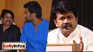 நடிகர்சங்கத்தை விஷால் நடத்தல - JK Rithish against to Vishal   Producers Council Election