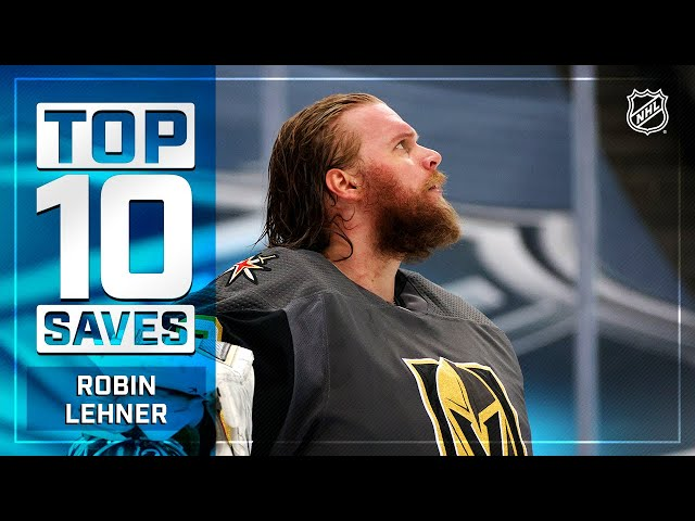 Top 10 Robin Lehner Saves from 2019-20 | NHL